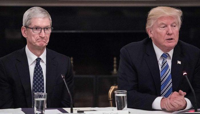 Apple xin miễn thuế