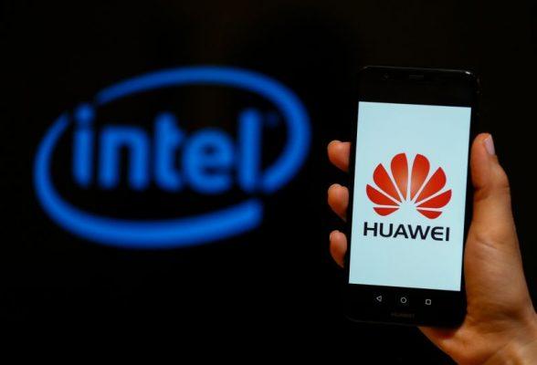 Intel bán cho Huawei
