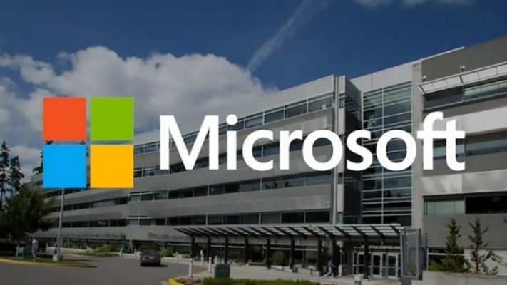 Microsoft chia cổ tức