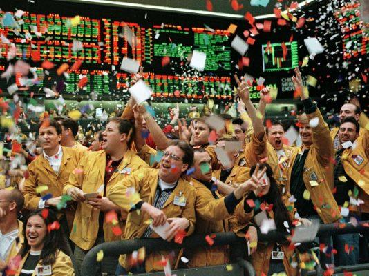 bữa tiệc đầu tư chứng khoán quốc tế
