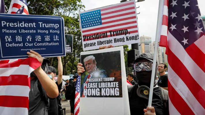 Đạo luật Hồng Kông