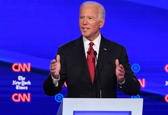luận tội tổng thống Joe Biden