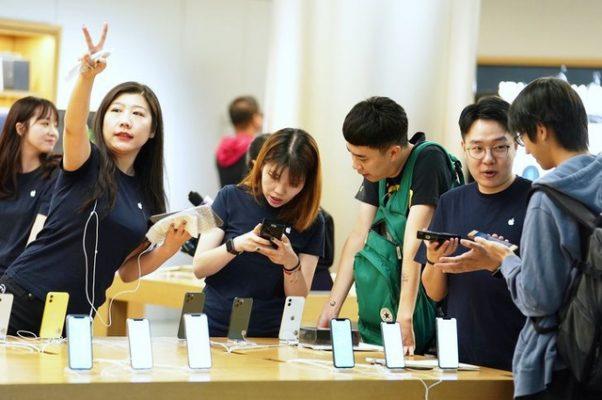 chiêu bán hàng của Apple