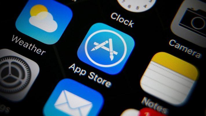 ứng dụng trên app store