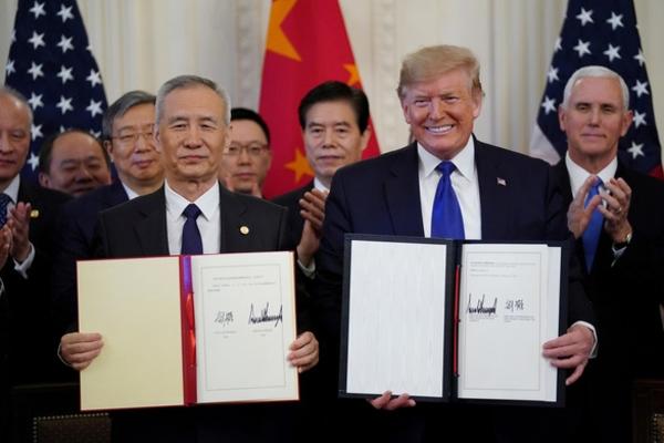 thỏa thuận thương mại