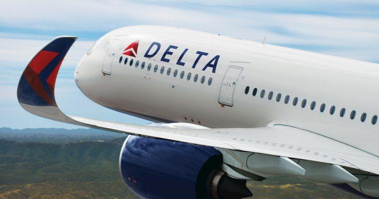 Cổ phiếu Delta Air Lines bứt phá hơn 21%.