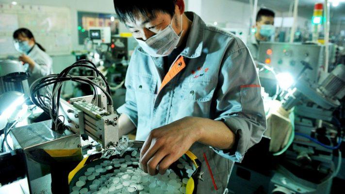 Chỉ số PMI của Trung Quốc