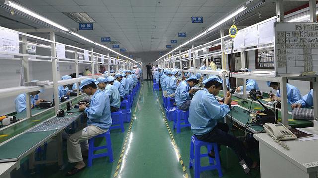 Nhiều công ty sản xuất thiết bị công nghệ trên thế giới đã sẵn sàng rời khỏi Trung Quốc