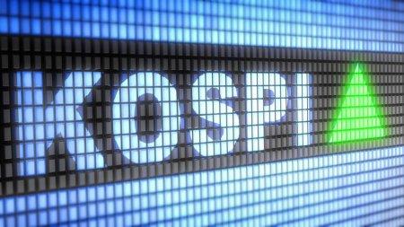 So với đáy ngày 19/3, Kospi của Hàn Quốc đã có mức tăng trưởng lên tới hơn 20%