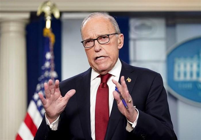 Cố vấn cấp cao của Tổng thống Donald Trump - Larry Kudlow, cho biết Nhà Trắng ước tính rằng nền kinh tế Mỹ có thể mở cửa trở lại trong 4 đến 8 tuần nữa.