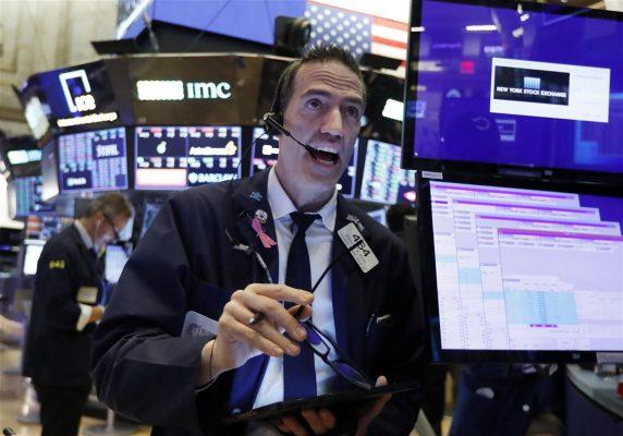 Cổ phiếu công nghệ tiếp tục bứt phá, phố Wall tăng điểm