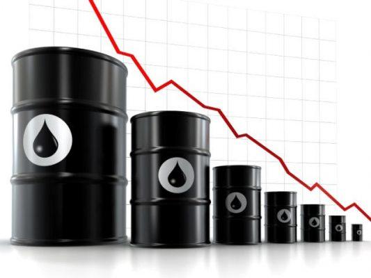 Lý do khiến giá dầu xuống mức âm