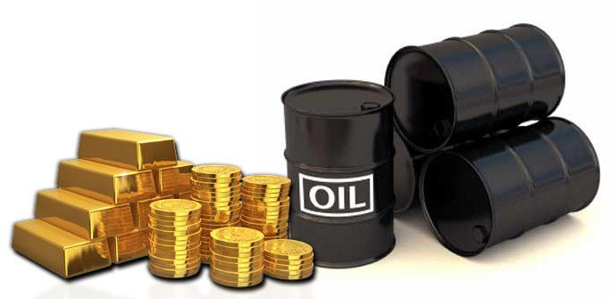 Thị trường ngày 06/05: Giá dầu tăng hơn 20%, vàng duy trì mức trên 1.700 USD/ounce