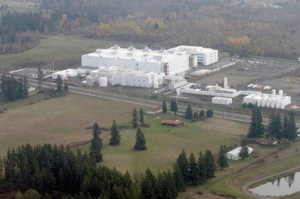WaferTech - Công ty con của TSMC ở Camas, bang Washington.