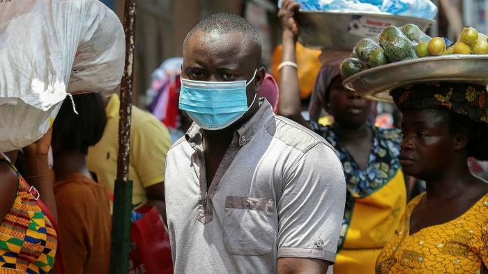 Siêu lây nhiễm Covid-19: 1 người lây cho 533 người ở Ghana