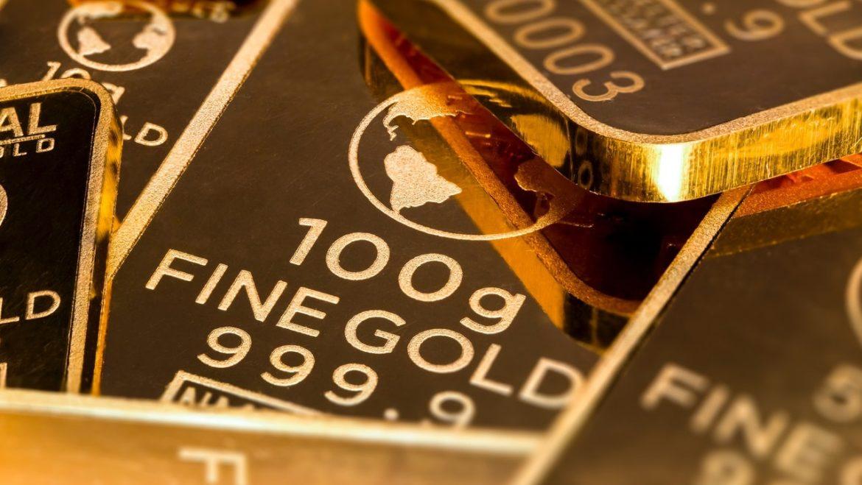 Giá vàng trên thế giới tăng mạnh