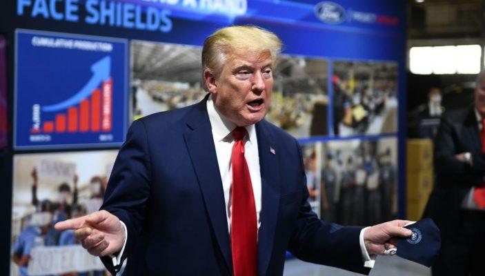 Trump nói sẽ không đóng cửa đất nước nếu làn sóng Covid-19 thứ hai tấn công