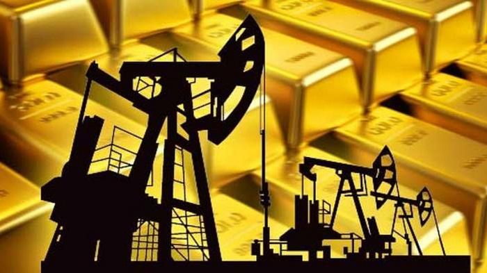 Giá dầu và vàng bật tăng trở lại
