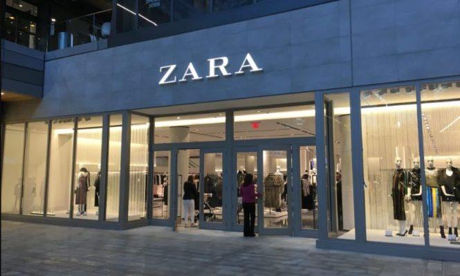 Công ty mẹ của Zara báo lỗ gần nửa tỷ USD dù doanh số online tăng vọt mùa Covid-19