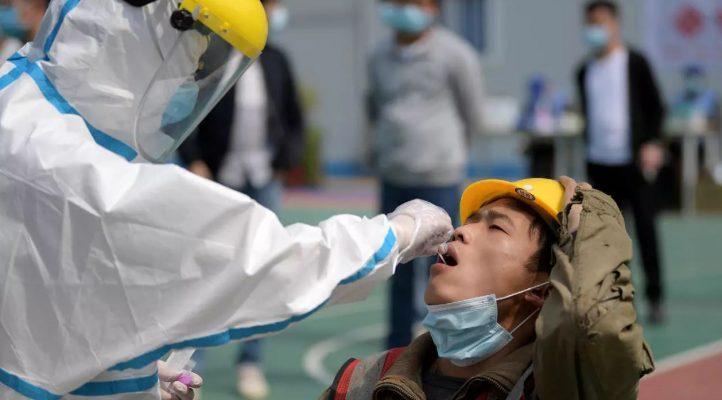 Số ca mắc Covid-19 ở Bắc Kinh tăng lên gần 100 người