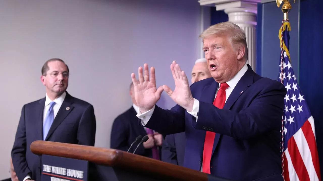 Trump cáo buộc Trung Quốc tiếp tục vi phạm cam kết với Mỹ và các nước