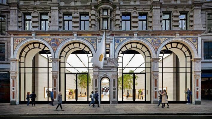Apple dọa ngừng bán iPhone tại Anh