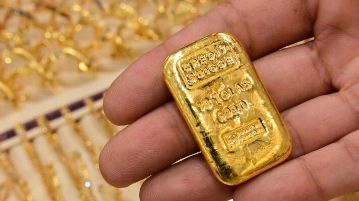Giá vàng tăng do lạm phát Mỹ mạnh nhất 13 năm