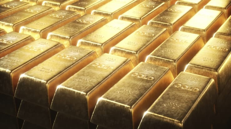 Giá vàng và chứng khoán Mỹ chốt tuần tăng