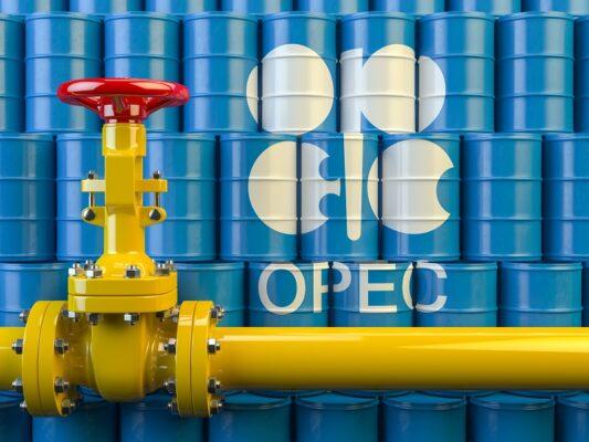Giá dầu bật tăng vì OPEC+ đổ bể đàm phán