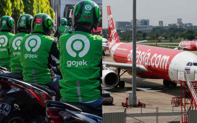 AirAsia mua lại Gojek Thái Lan